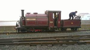 Palmerston at Porthmadog