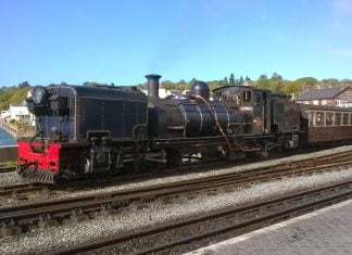 Garrett 87 collecting carriages
