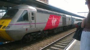 Class 43 HST at Leeds 43314