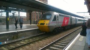 Class 43 HST at Leeds Station 43314