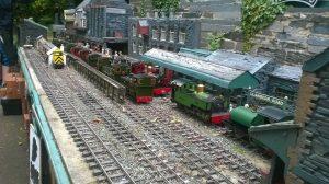 Garden Railway Loco's