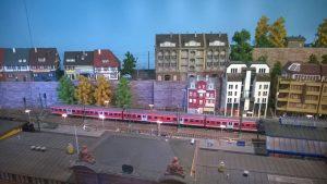Model Railway City Station