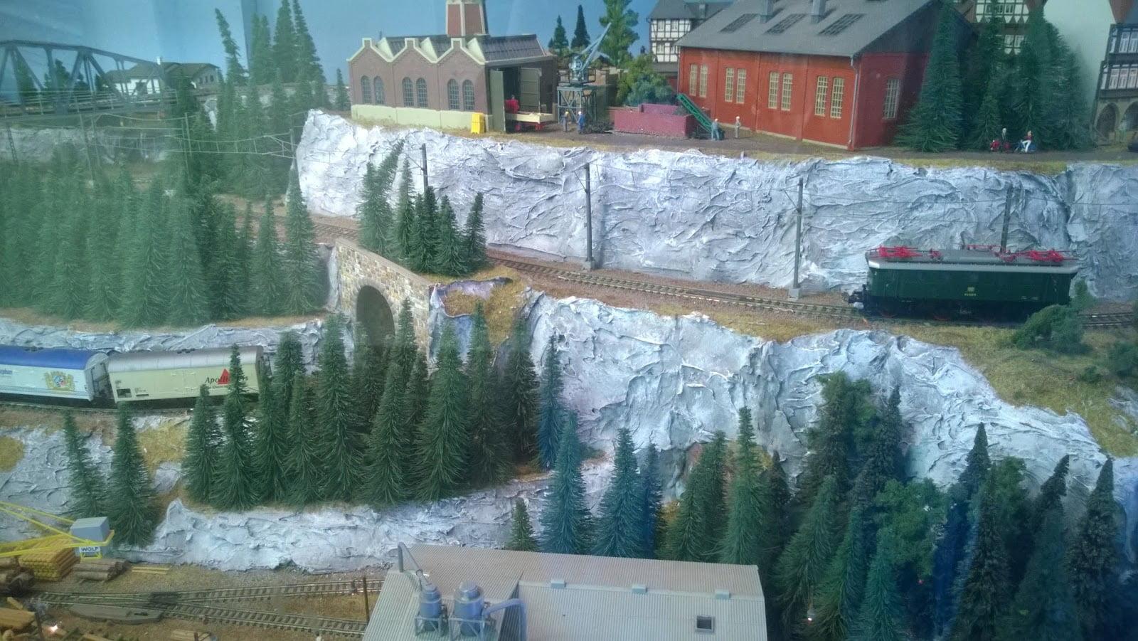 Model Railway Levels