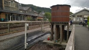 Water Tower & Betws-y-coed Mainline Station