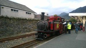 The Snowdonia Statesman (Hull - Blaenau Ffestiniog) @ Hull Railway Station | England | United Kingdom