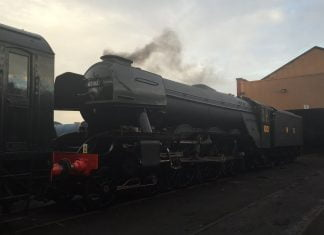 No. 60103 Flying Scotsman