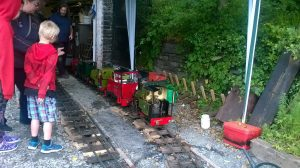 Miniature Railway at the Talyllyn Railway