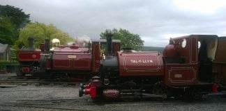 Talyllyn, Prince and Russell TR150