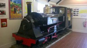 Beddgelert at Fairbourne Station