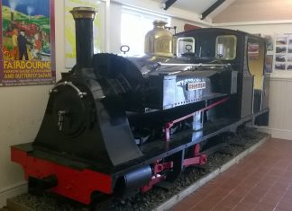 Beddgelert at Fairbourne Station
