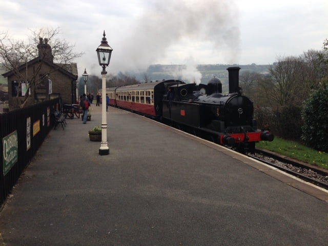 No. 1054 at Oakworth with VCT
