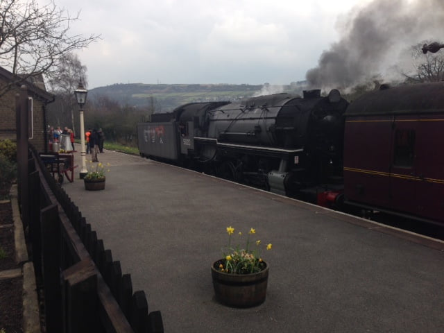 S160 at Oakworth