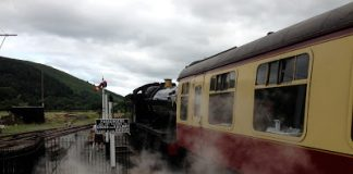 No. 3802 at Carrog