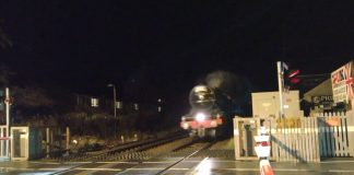 No. 60103 'Flying Scotsman' at Clitheroe