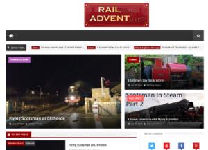 RailAdvent Makeover