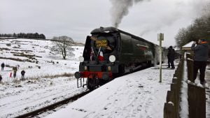 East Lancashire Railway - Santa Specials 2018 @ East Lancashire Railway | England | United Kingdom