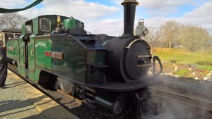 Earl of Merioneth at Minffordd