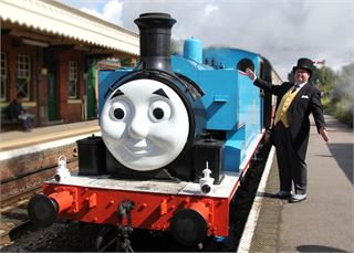 Thomas The Tank Engine at the East Lancs Railway