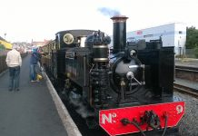 No. 9 Prince of Wales at Aberystwyth