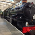 No. 5080 'Defiant' at the Buckinghamshire Railway Centre