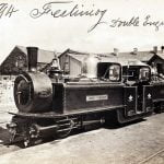 James Spooner is a new build at the Ffestiniog