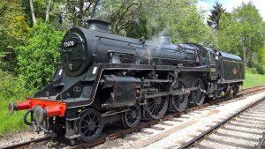 No. 75078 at Oxenhope