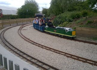 Miniature Railway at National Railway Museum