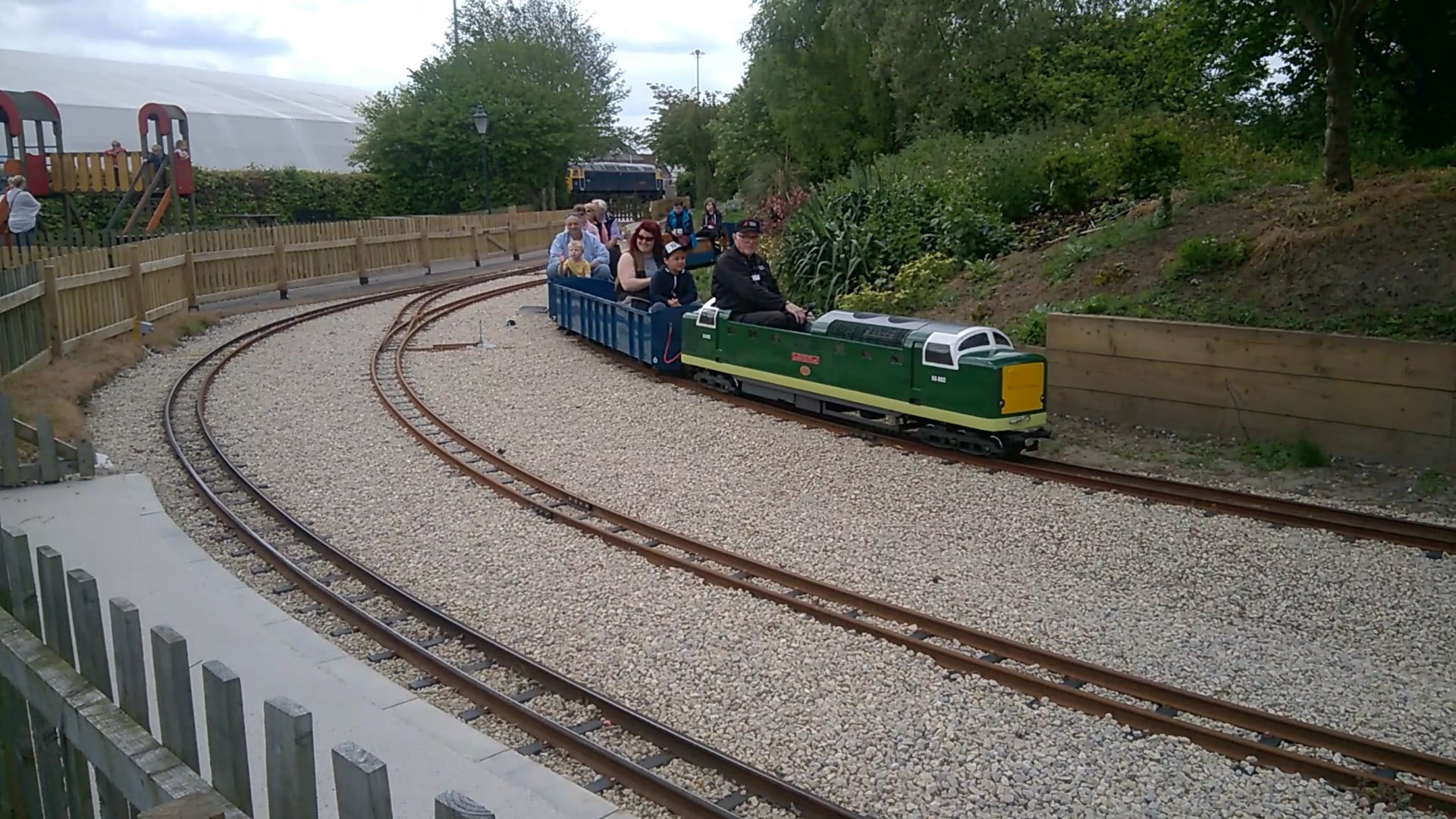 Miniature Railway at National Railway Museum