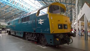 The Western Fusiller at the NRM