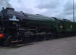 Tornado at the NRM