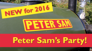 Peter Sams Party