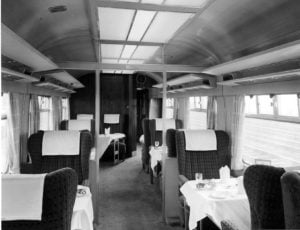 NYMR Pullman Carriage