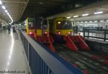 London Midland Class 350 & London Overground 378 at London Euston