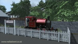 Corris Railway Station - Train Simulator 2016