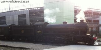 No. 61994 The Great Marquess at Preston