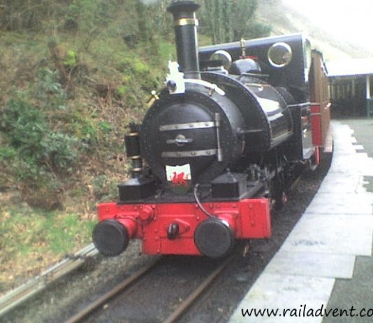 Talyllyn at Abergynolwyn in 2008