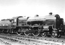 LMS Patriot 'The Unknown Warrior'
