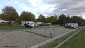 Caravan Pitches at St Helens In The Park