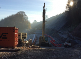 Work Continues on the Settle & Carlisle Railway