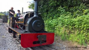 Driver For A Fiver - Vale of Rheidol Railway @ Devils Bridge Station | Pontarfynach | Wales | United Kingdom