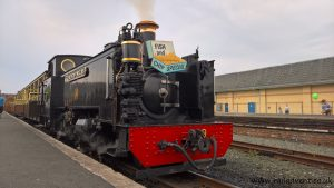 Ride And Dine Evening Trains - Vale of Rheidol Railway @ Vale of Rheidol Railway | Wales | United Kingdom