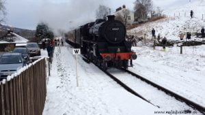 Spring Steam Gala - East Lancashire Railway @ Bury Bolton Street Station, East Lancashire Railway | England | United Kingdom