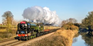 Tornado with The Bath Spa Express