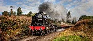 Royal Scot to steam on the North Yorkshire Moors Railway