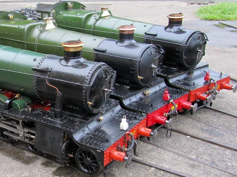 Manors in Miniature at the Kent & East Sussex Railway