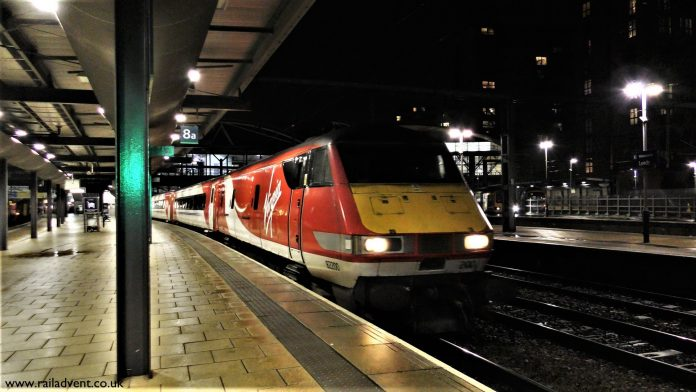 40% off your Virgin Trains East Coast ticket with MyUniDays