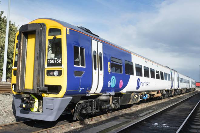 Refurb 158752 // Credit: Northern Railway