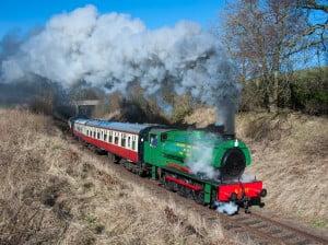 Credit: Bo'ness & Kinneil Railway