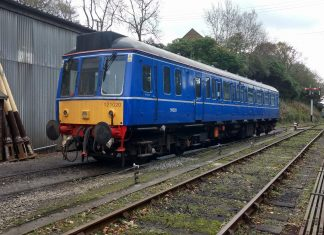 121020 // Credit: Bodmin & Wenford Railway