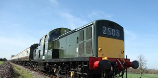 D8568 // Credit: Chinnor & Princes Risborough Railway
